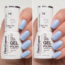 Gel Polish Effect #712-Magic Sun Clear