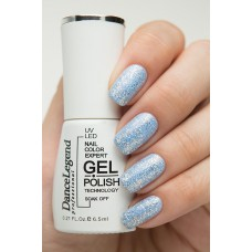 Gel Polish #002-Diamonds in the sky