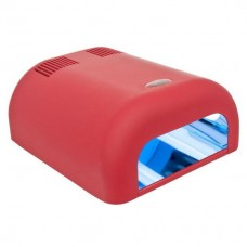 УФ лампа Nailico - Tunnel Soft Touch красная 36Вт