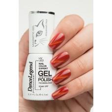 Magnetic Gel #LE 23-Red Loom