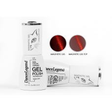 Magnetic Gel Top Red LE 118