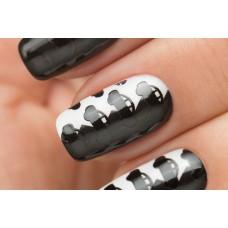 Stamping #02 — Black