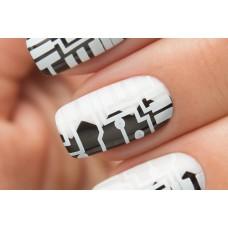 Stamping #03 — White