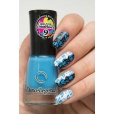 Stamping 09 — Blue