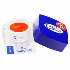 Гель-краска 3D Nailico 10 (4г)
