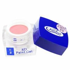 Гель-краска 3D Nailico 11 (4г)