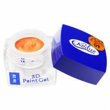 Гель-краска 3D Nailico 09 (4гр)