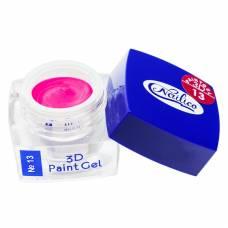 Гель-краска 3D Nailico 13 (4г)