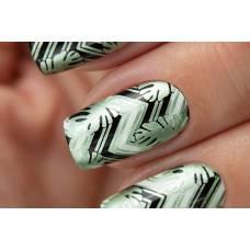 Stamping  Metallic 36 Sage Green