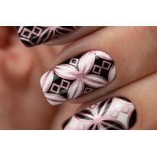 Stamping  Metallic 38 Rose