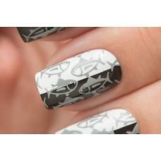 Stamping 13 — Grey