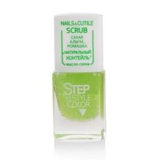 Step — масло-cкраб для ногтей