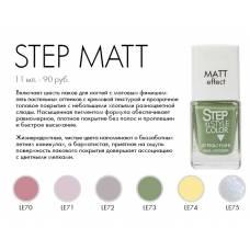 Step Matt Le70