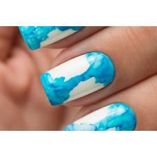 Aguarelle drops # 04 Sky Blue