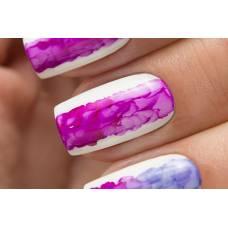 Aguarelle drops # 06 Violet