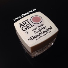 Art-gel #03-Light Nude