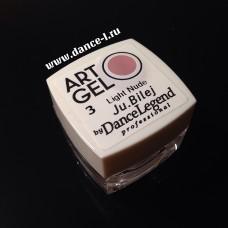 Art-gel #03-Light Nude