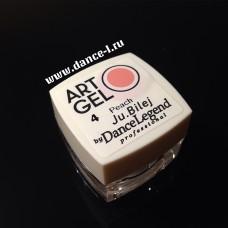 Art-gel #04-Peach