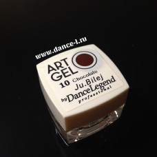 Art-gel #10-Chocolate