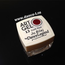 Art-gel #13-Dark Red