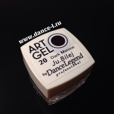 Art-gel #20-Dark Marron