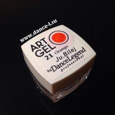 Art-gel #21-Orange