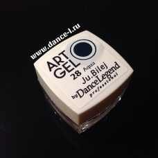 Art-gel #28-Aqua