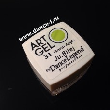 Art-gel #31-Green Apple