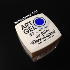 Art-gel #37-Cornflower
