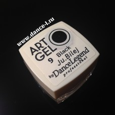 Art-gel #09-Black