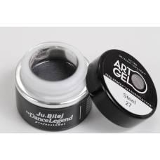 Art-gel #27-Steel (с шиммером)