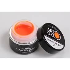 Art-gel #22-Neon Orange