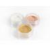 09 - розовые металлические бульонки (размер 0.6)