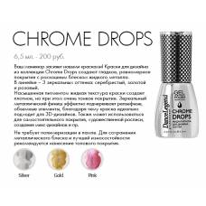 Chrome Drops 02-Pink