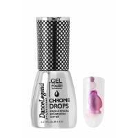 Chrome Drops 02-Pink