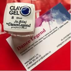 Гель-пластилин JuBilej-Clay Gel 08-Blue