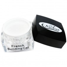 Френч гель скульптурный белый Nailico. French Building Gel 50г
