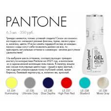 Pantone Gel LE 234