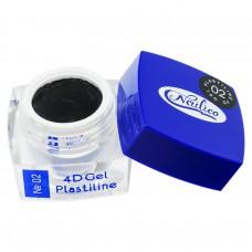 Гель-пластилин 4D Nailico 02 (4гр)