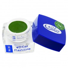 Гель-пластилин 4D Nailico 06 (4гр)