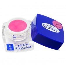 Гель-пластилин 4D Nailico 10 (4гр)
