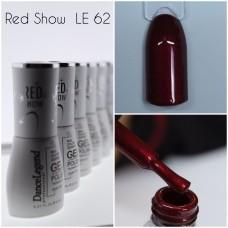 Gel Polish - Red Show Gel #062