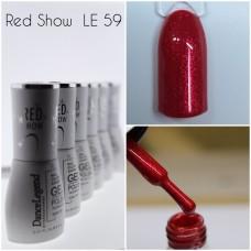 Gel Polish - Red Show Gel #059