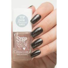 Step Pink Glamour Shine Top Coat